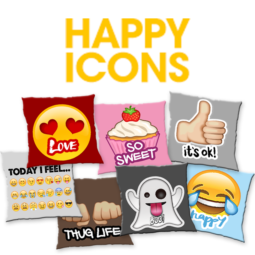 Happy Icons